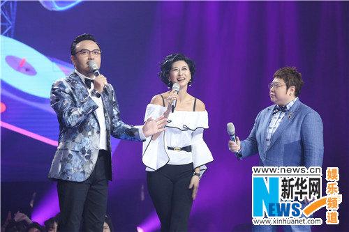 《我想和你唱》叶倩文重返舞台 胡彦斌自曝是19年迷弟