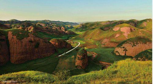 ——火石寨国家地质公园     火石寨国家地质(森林)公园位于