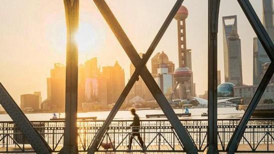 韩正描述上海未来:建筑可以阅读,街区适合漫步,城市始终有温度