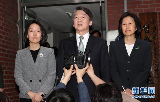 (国际)(6)韩国第19届总统选举开始投票