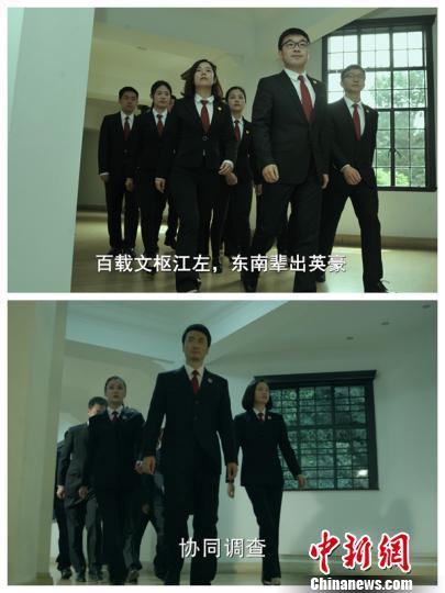 """《人民的名义》原版""""再现""""南京东南大学别样""""毕业照""""--江西频道--..."""