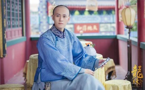 秦俊杰《龙珠传奇》玩转康熙大小号 完爆少女心