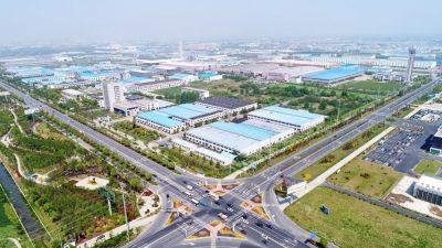 南通海安开发区工业园区已入驻企业近40家