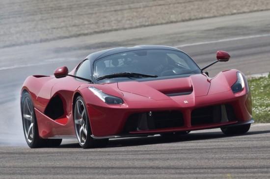 法拉利2022年前推全新超跑 LaFerrari继承者