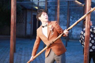 《高能少年团》刘昊然:不只是青春阳光的弟弟形象