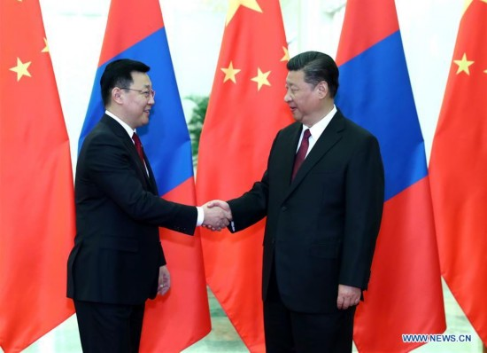 CHINA-BEIJING-XI JINPING-MONGOLIA-MEETING (CN)