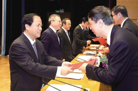 刘赐贵:树立创新发展理念 为建设美好新海南提供科技支撑