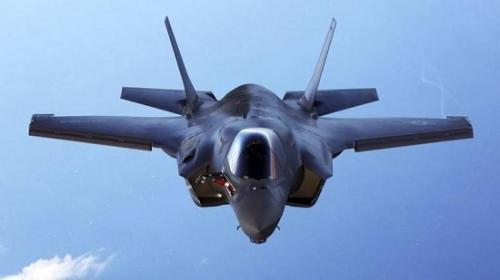 F-35战机(资料图)