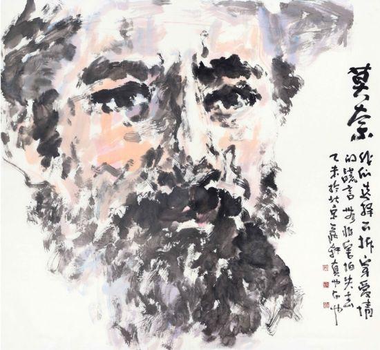 名家哲理庄玉君国画展:生命的张力 艺术的沉思