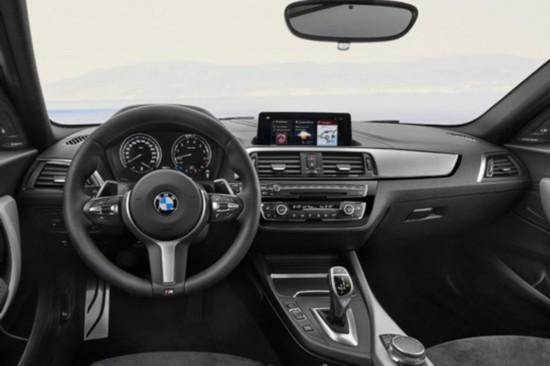 推出三款特别版车型 宝马新款1系官图