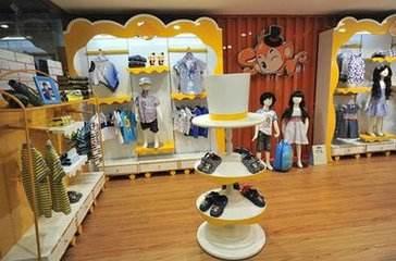 儿童知名服装品牌排行榜