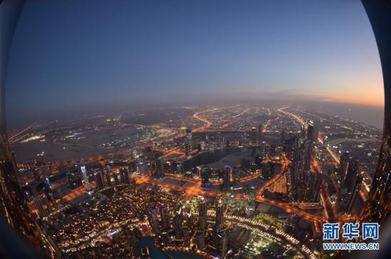 [1](外代二线)俯瞰迪拜