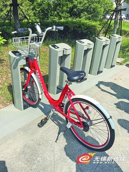 无锡公共自行车为使用者购买保险 确保安全