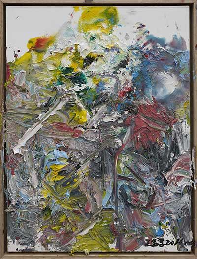 王易罡抽象作品