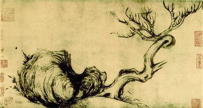 苏轼――文人画的理论奠基人
