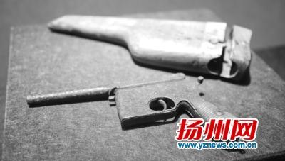 木壳短枪(抗日战争时期)