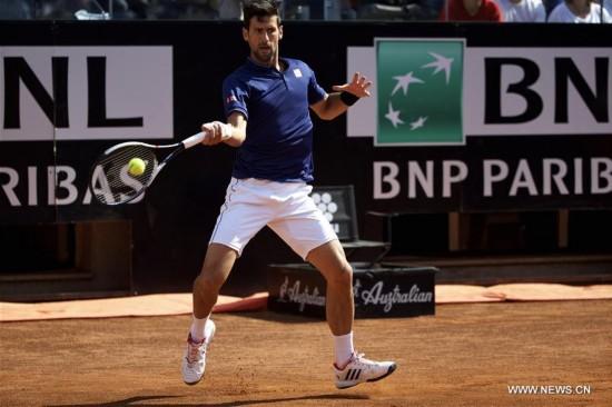 (SP)ITALY-ROME-TENNIS-ITALIAN OPEN-ROUND 3