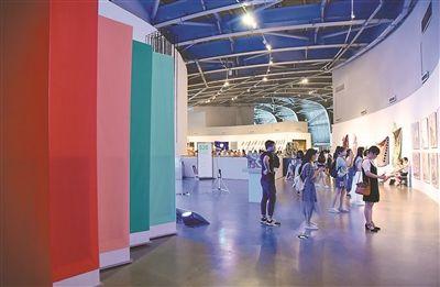 南京艺术学院毕业生优秀作品展向社会开放