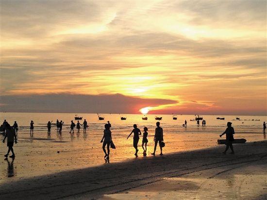 旅行专家经验谈:夏季亲水游安全宝典