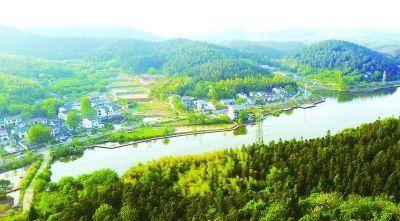 南京江宁精品民宿村初具规模 占地123亩