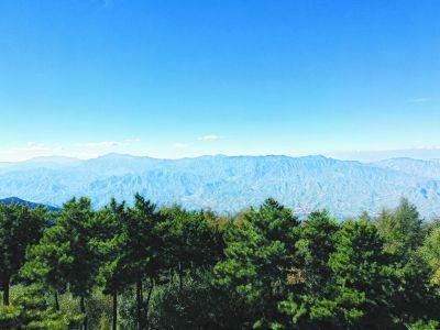 封育半个世纪 北京最大林场将开放为公园