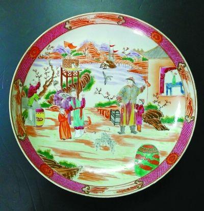 元代以后外销瓷结合欧洲审美 外销瓷将成为收藏热门