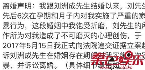 林苗刘洲成妻子富二代前夫刘德俊资料 刘洲成怎么认识林苗