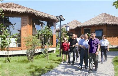南通海门现代农业吸引八方来客交流学习