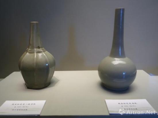 2017年书画展览故宫举办最大规模秘色瓷展考古新发现揭秘色之迷