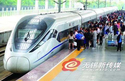 端午长假无锡铁路运客忙 旅客需提前安排计划