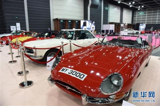 2017香港国际汽车博览会开幕