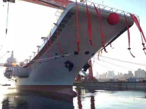 港媒稱中國第三艘航母可能還未開建 專家持不同觀點