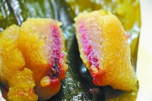 揭秘恪守传统的粽子制法:蕉香入粽别样香