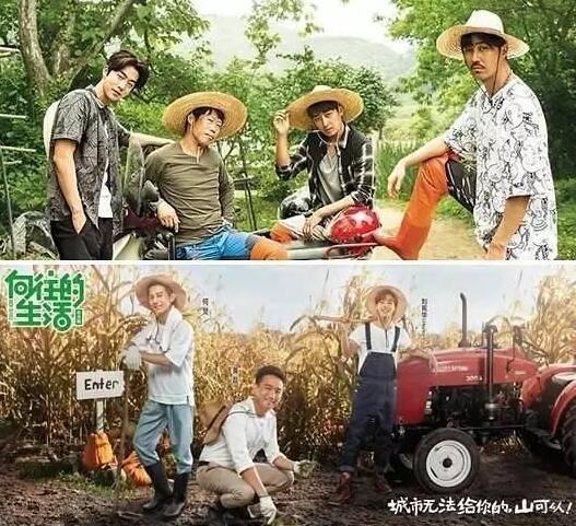 韩媒点名中国综艺抄袭 被点名的抄袭综艺有《极限挑战》《向往的生活》等