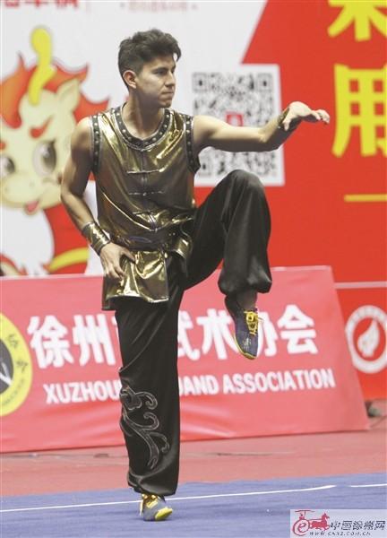 徐州国际武术大赛开幕 30国2500多名选手对决
