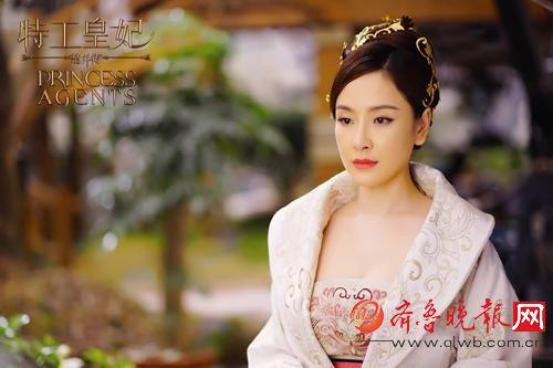 《特工皇妃楚乔传》定档6月5日 孙宁出演魏皇贵妃攻于心计执掌实权