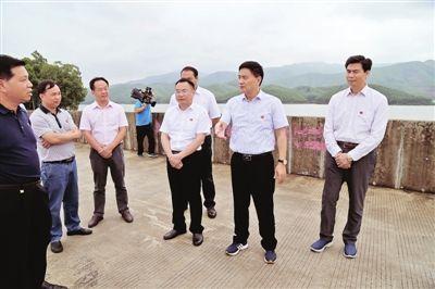 李新元:高标准严要求高效率做好防汛工作 全力确保安全度汛