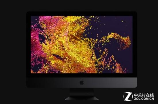 出人意料!蘋果在WWDC17上發布iMac Pro