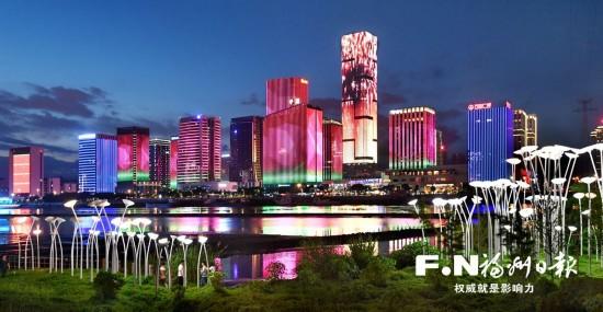 点亮福州:城区亮化提升改造基本完工 夜景节点初定每晚亮灯4小时