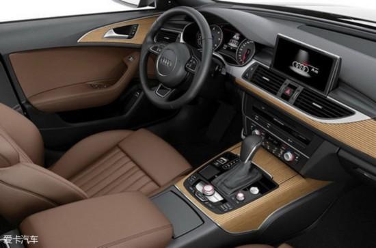 奥迪A6 Avant国内疑似售价 或45.98万起