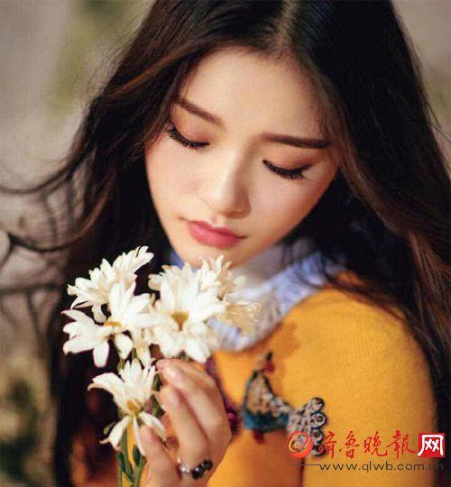 关晓彤迪丽热巴林允吴倩 颜值最高八位90后女星PK