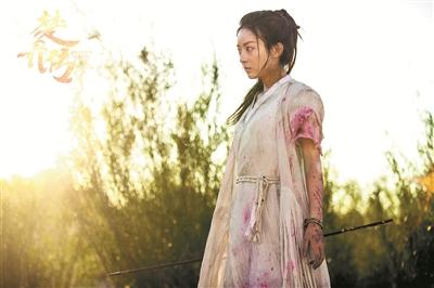 《楚乔传》赵丽颖堪称史上第一倒霉女主