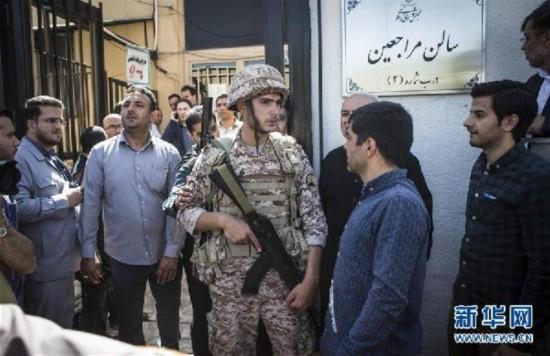 (国际)(3)伊朗两起袭击事件致12死39伤