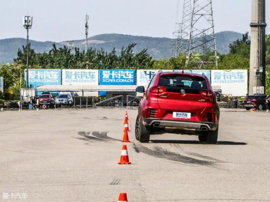 中国品牌SUV横评测试