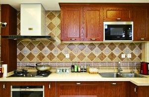 巧用空间 营造中国式完美新厨房