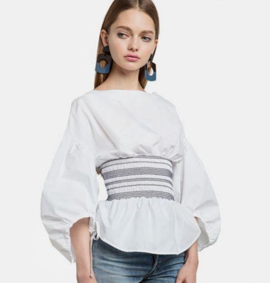 【长点儿心】听说霸占夏天的不规则衬衫,怎么穿都不会难看?