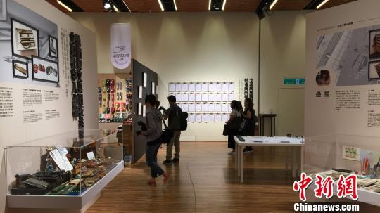 台湾诚品举办大型文具展钻石铅笔亮相