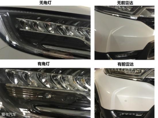本田全新CR-V将7月上市 尺寸大幅升级