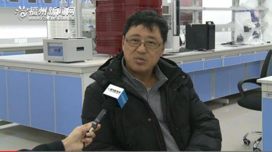 福州人陈列平获沃伦・阿尔珀特奖