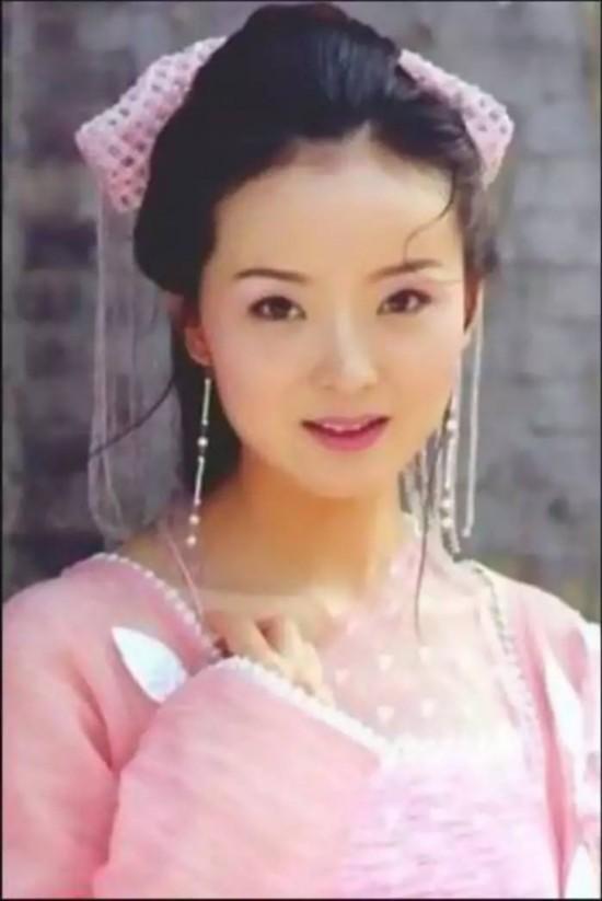 峰时期的角色 杨幂最美的造型才不是白浅图片